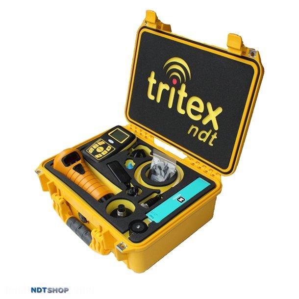 Tritex multigage 3000 undervands tykkelsesmåler.