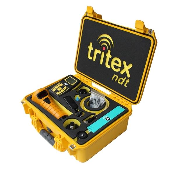 Tritex multigage 3000 underwater thickness gauge