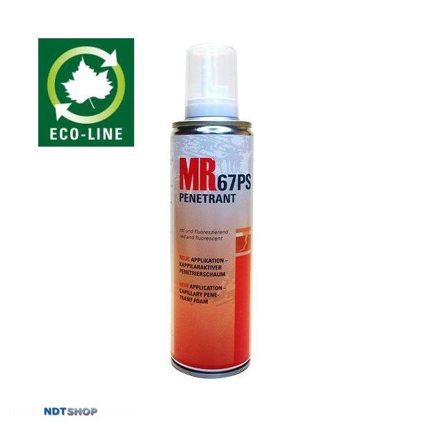 MR 67 PS ECO-line Penetrant rød og fluorescerende (skum)