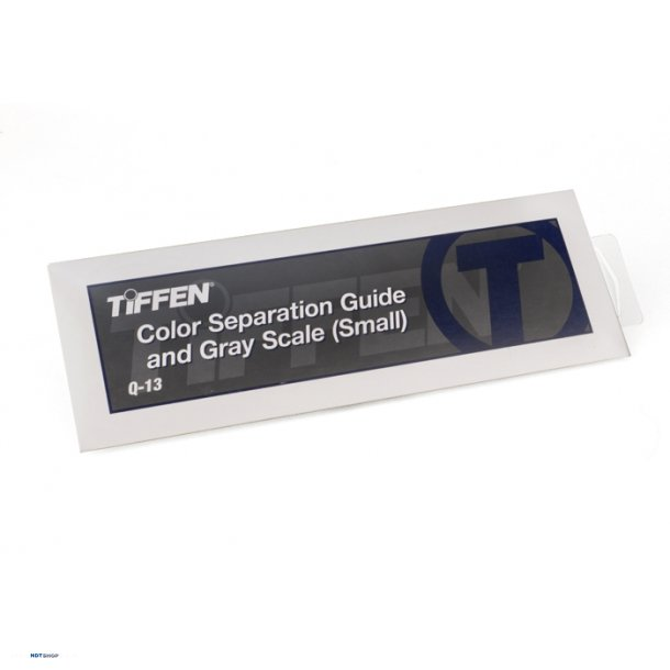 Tiffen Q-13 Color Separation Guide and grey scale (Small)