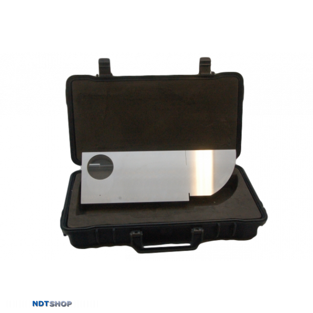 V1/25mm reference block
